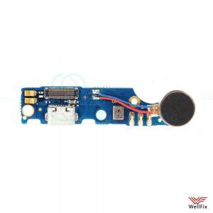 Шлейф Meizu M2 Note на разъем зарядки / микрофон