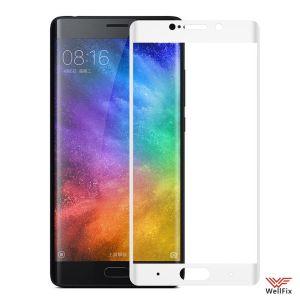 Изображение Защитное 5D стекло для Xiaomi Mi Note 2 белое
