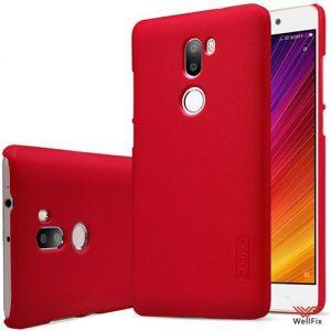 Изображение Пластиковый чехол для Xiaomi Mi5s Plus красный (Nillkin)