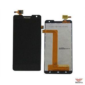 Дисплей Prestigio MultiPhone 5044 Duo с тачскрином
