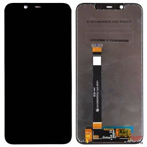 Изображение Дисплей Nokia X7 в сборе черный