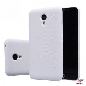 Изображение Пластиковый чехол для Meizu M2 Note белый (Nillkin)