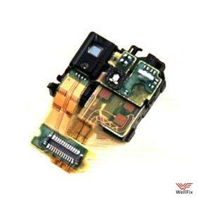 Шлейф Sony Xperia Z LT36i (C6603) на разъем гарнитуры / сенсор