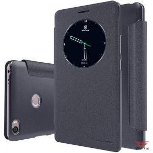 Изображение Чехол-книжка для Xiaomi Mi Max черный (Nillkin)