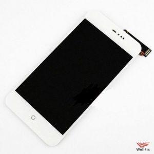 Дисплей Meizu MX2 с тачскрином белый