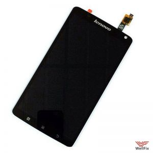 Дисплей Lenovo S930 с тачскрином