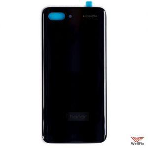 Изображение Задняя крышка для Huawei Honor 10 черная