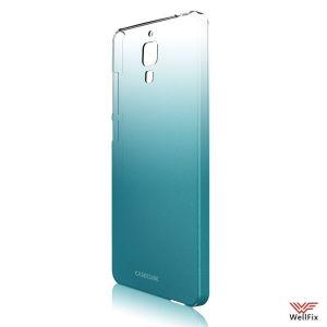 Чехол Xiaomi Mi4 синий
