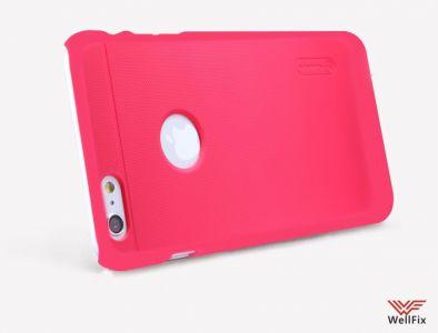 Чехол Apple iPhone 6, 6s красный (Nillkin, пластик)