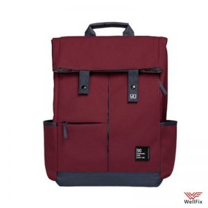 Изображение Рюкзак Xiaomi UREVO Energy College Leisure Backpack бордовый