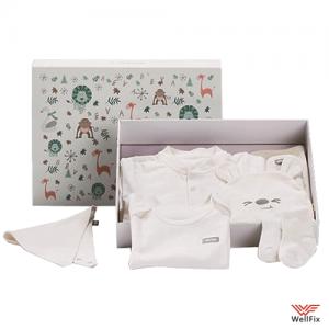 Изображение Комплект одежды Xiaomi для новорождённого (66см)
