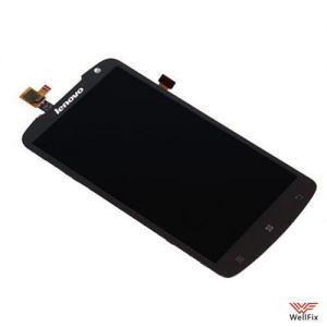 Дисплей Lenovo S920 с тачскрином