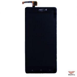 Дисплей Xiaomi Redmi 3X с тачскрином черный
