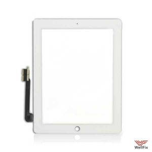 Тачскрин Apple iPad 3 / 4 белый