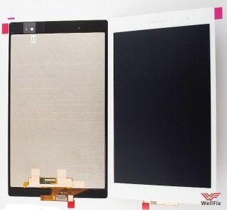 Дисплей Sony Xperia Tablet Z3 compact SGP611 с тачскрином белый