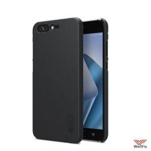 Изображение Пластиковый чехол для Asus ZenFone 4 Pro ZS551KL черный (Nillkin)