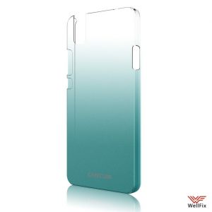 Чехол Huawei Honor 7i синий
