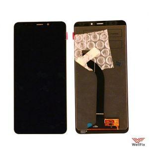 Изображение Дисплей Xiaomi Redmi 5 в сборе черный