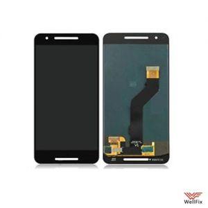 Дисплей Huawei Nexus 6P с тачскрином