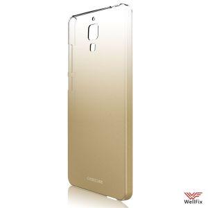 Чехол Xiaomi Mi4 золотой