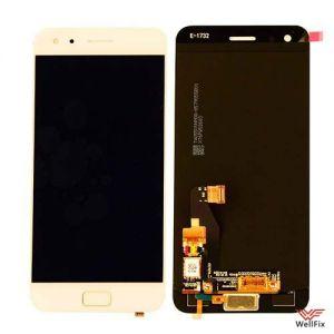 Изображение Дисплей для Asus ZenFone 4 Pro ZS551KL в сборе белый