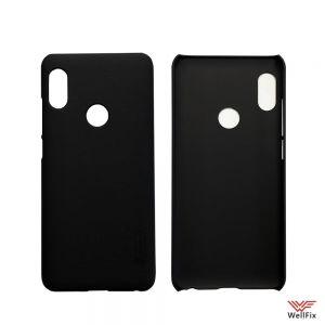 Изображение Пластиковый чехол для Xiaomi Redmi Note 5 черный (Nillkin)
