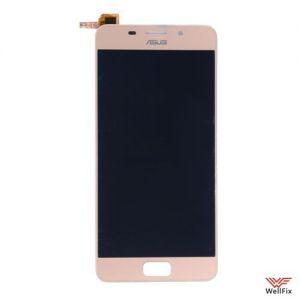 Изображение Дисплей Asus Zenfone 3s Max ZC521TL в сборе золотой