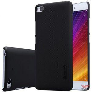 Изображение Пластиковый чехол для Xiaomi Mi5s черный (Nillkin)