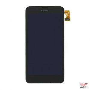 Дисплей Nokia Lumia 630 с тачскрином