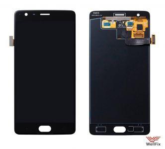 Изображение Дисплей OnePlus 3 / 3t в сборе черный