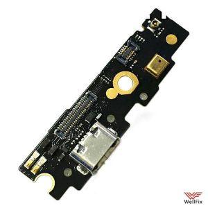Шлейф Meizu Metal на разъем зарядки / микрофон