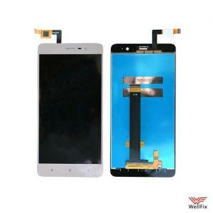 Изображение Дисплей Xiaomi Redmi Note 3 Pro SE в сборе золотой