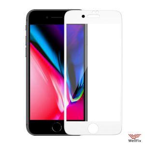 Изображение Защитное 3D стекло для Apple iPhone 7, 8 белое