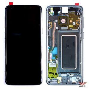 Изображение Дисплей Samsung Galaxy S9 SM-G960F в сборе серый