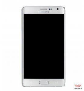 Дисплей Samsung Galaxy Note Edge SM-N915F с тачскрином белый