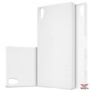 Чехол Xiaomi Mi5 белый (Nillkin, пластик)