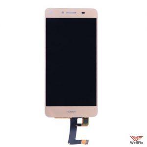 Дисплей Huawei Honor 5A с тачскрином золотой