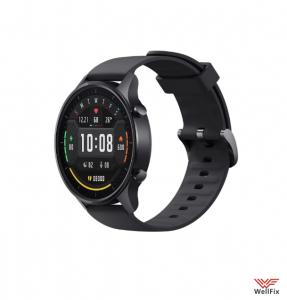 Изображение Смарт-часы Xiaomi Mi Watch Color черные