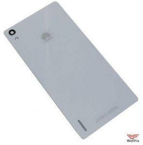 Крышка аккумулятора Huawei Ascend P7 белая