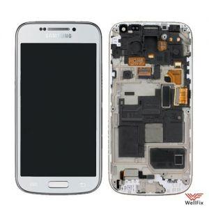 Дисплей Samsung Galaxy S4 mini GT-I9190 с тачскрином белый