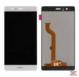 Изображение Дисплей Huawei P9 в сборе белый