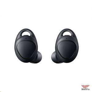 Изображение Беспроводные фитнес-наушники Samsung Gear IconX (2018) черные