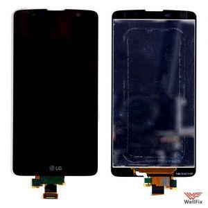 Изображение Дисплей для LG K11 в сборе черный