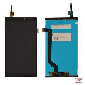 Дисплей Lenovo K4 Note с тачскрином черный
