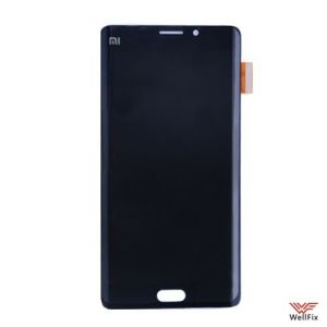 Изображение Дисплей для Xiaomi Mi Note 2 в сборе черный