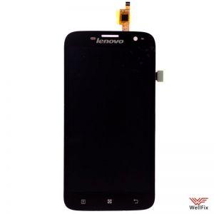 Дисплей Lenovo A859 с тачскрином