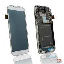 Дисплей Samsung Galaxy S4 GT-I9500 с тачскрином белый