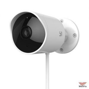 Изображение Камера наблюдения Xiaomi Yi Smart Outdoor Camera