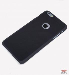 Чехол Apple iPhone 6, 6s черный (Nillkin, пластик)