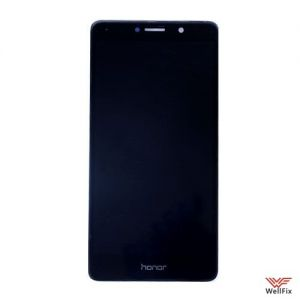 Изображение Дисплей Huawei Honor 6x в сборе черный